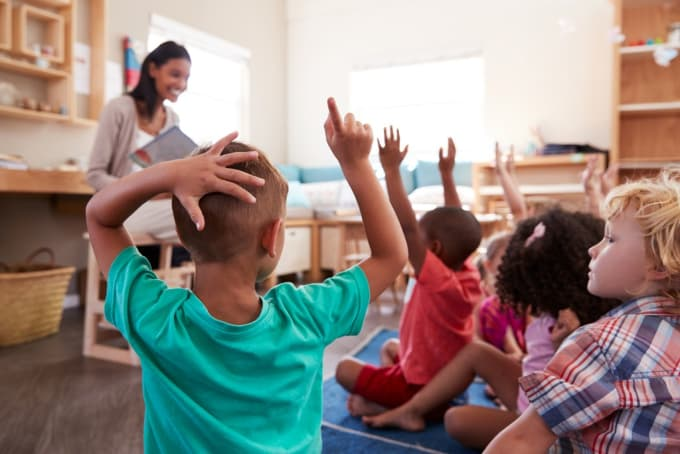 Signs Your Child Is Ready to Start Preschool