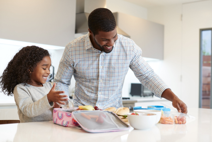 Discover Healthy Snacking for Children
